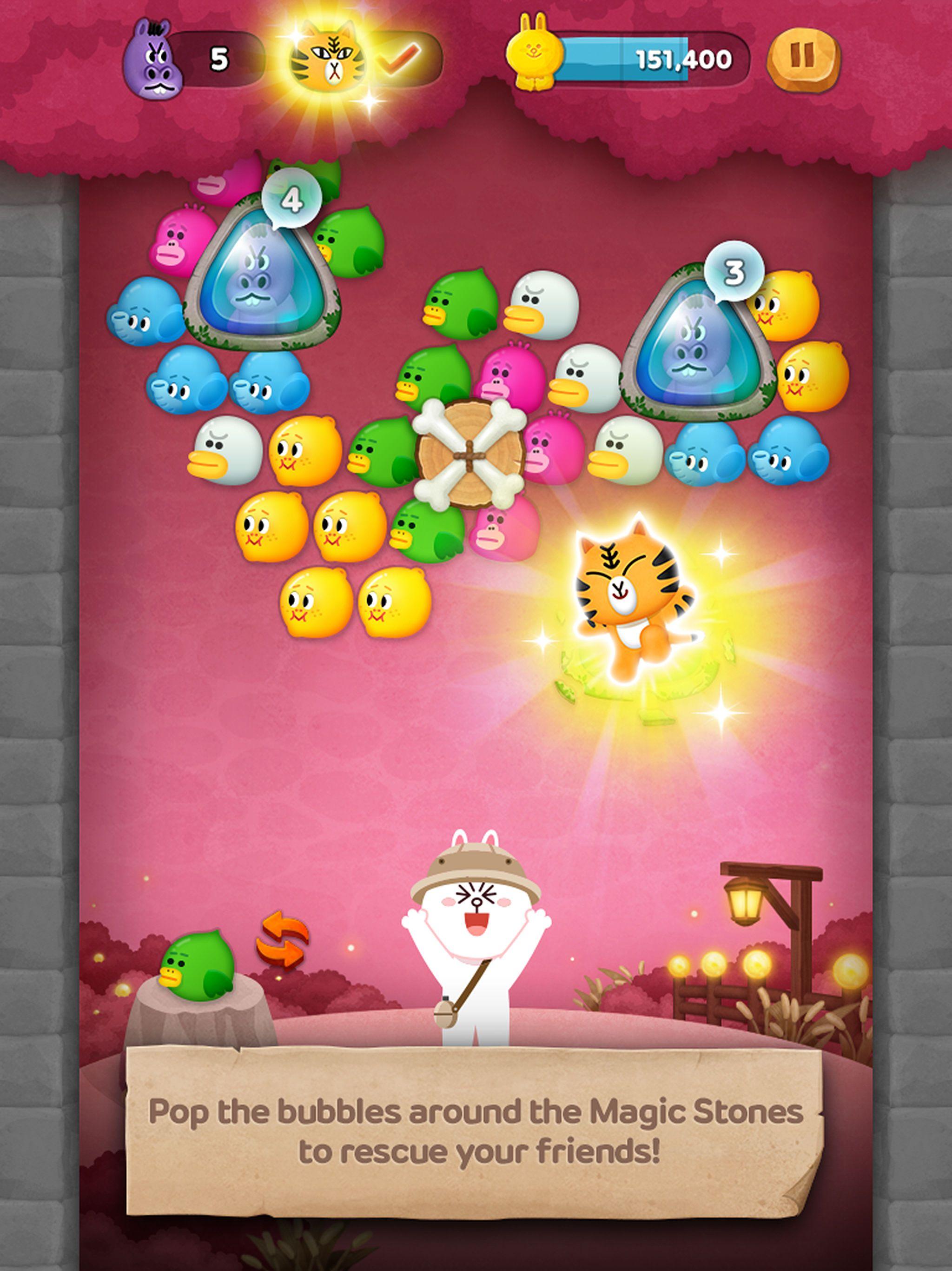 LINE Bubble 2 iOS Store Store 的热门 App App Annie
