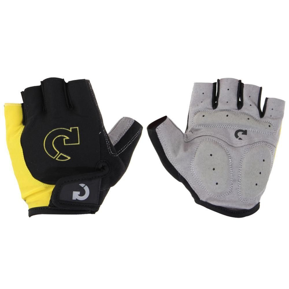 Sports Racing Cycling Motorcycle MTB Bike Bicycle Gel Half Finger Gloves S-XL