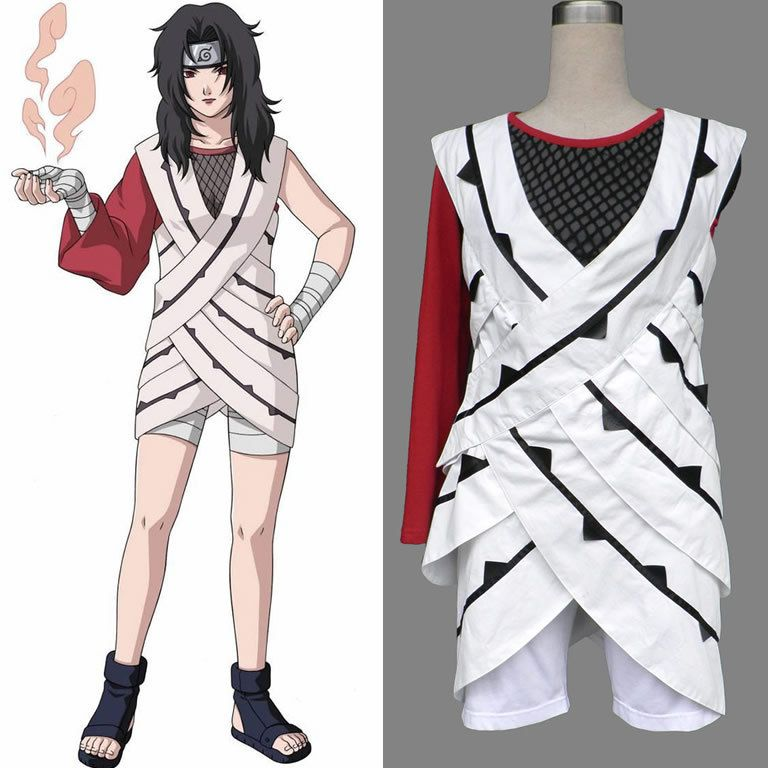 Click to Buy << Naruto Sarutobi Kurenai Yuuhi Kurenai Cosplay Costume  Halloween costume. >>
