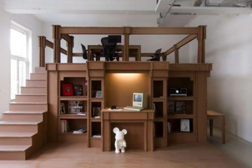 Möbel Aus Pappe bureo aus pappe 1 wellpappe pappe büros und karton