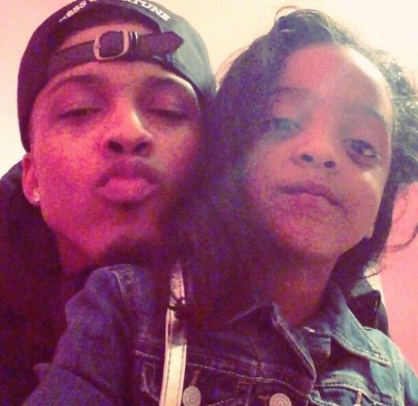 August and his niece | August Alsina | Pinterest | August ...
