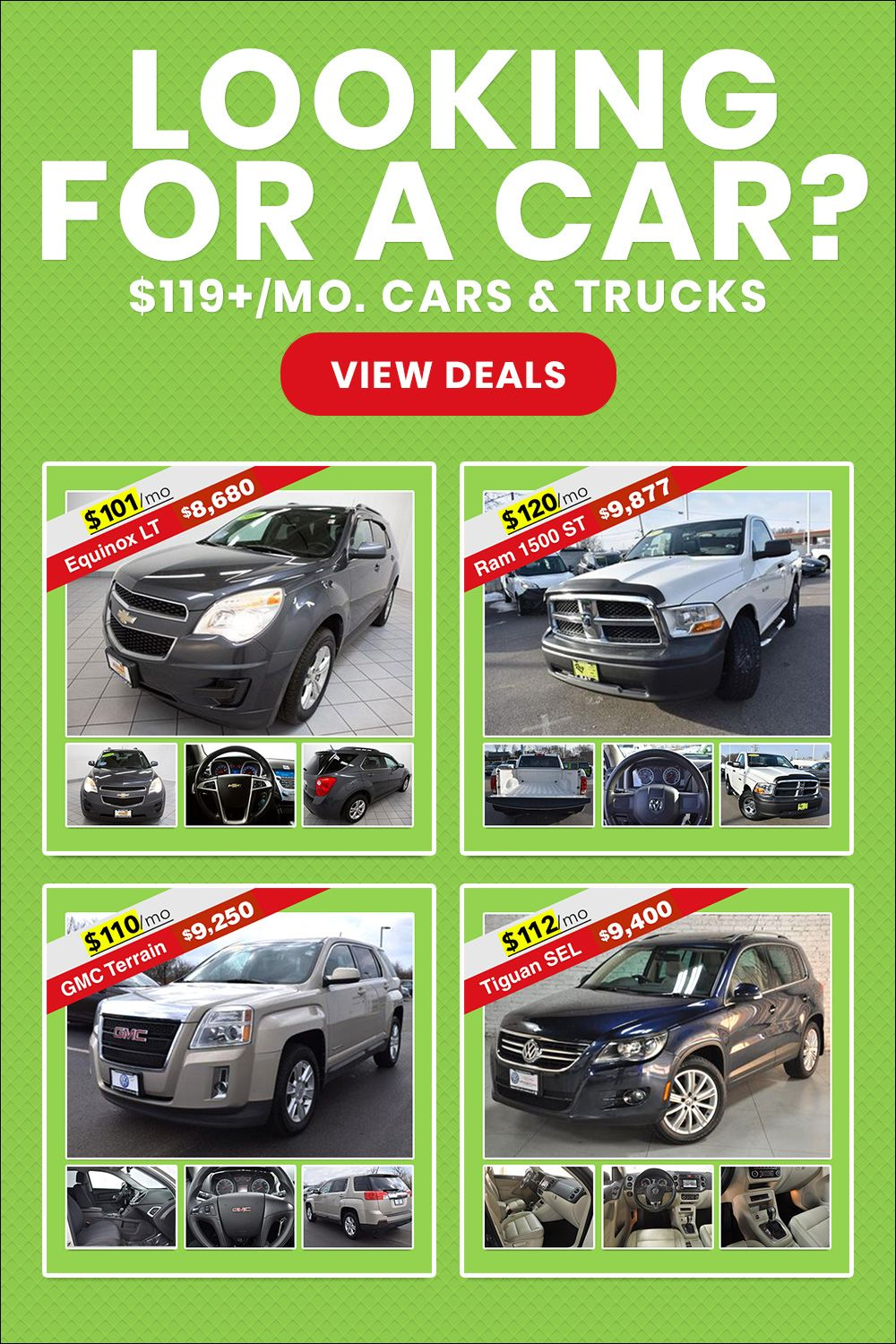 Tap To See Our Deals On 119 Mo Cars Trucks And Suvs Small Luxury Cars Buying New Car Car