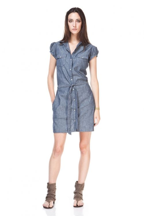 434882b8e vestidos de jeans levis - Buscar con Google