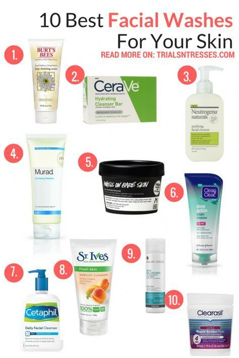 Photo of 10 Best Facial Washes For Your Skin – Trials N Tresses