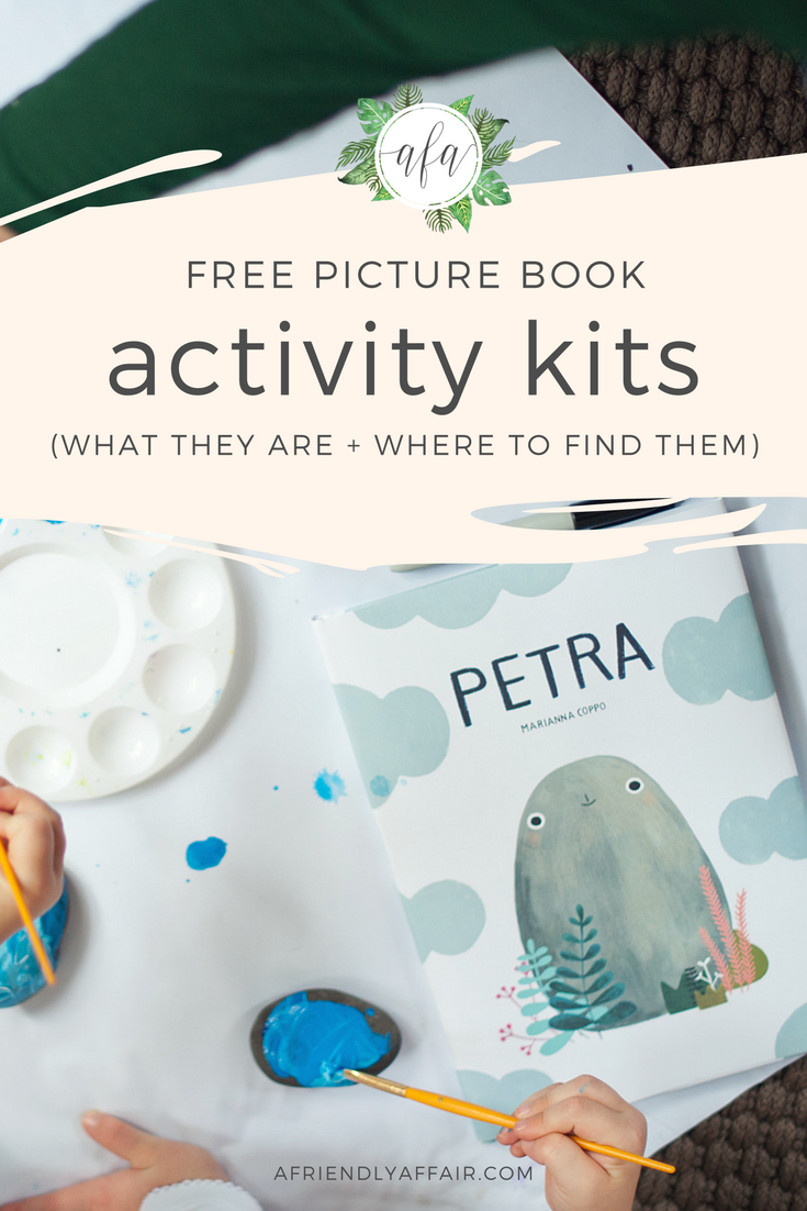 Petra Activity Guides For Picture Books Dr Katie Penry Childrens Books Activities Picture Book Activities Kids Activity Kits