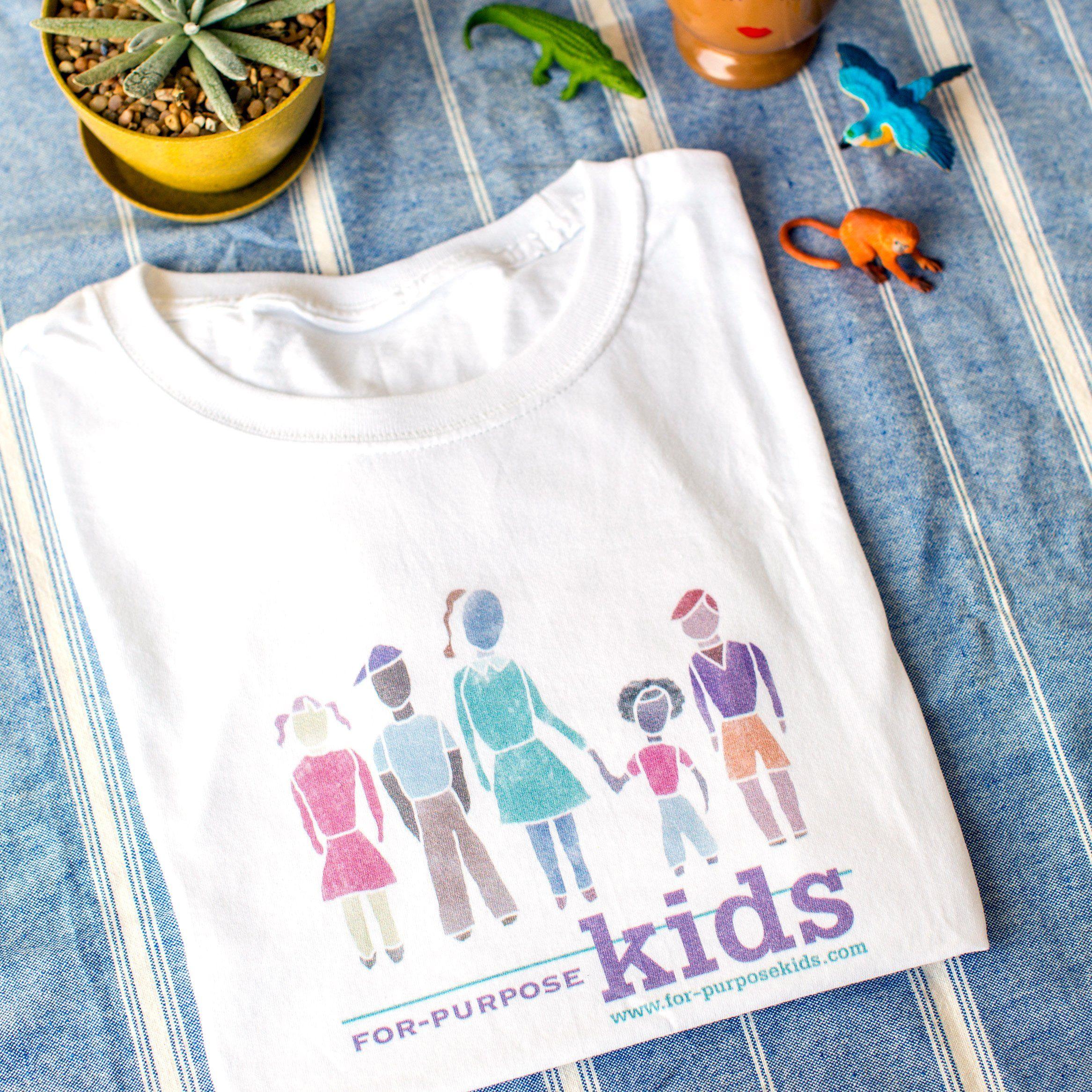 For-Purpose Kids T-shirt