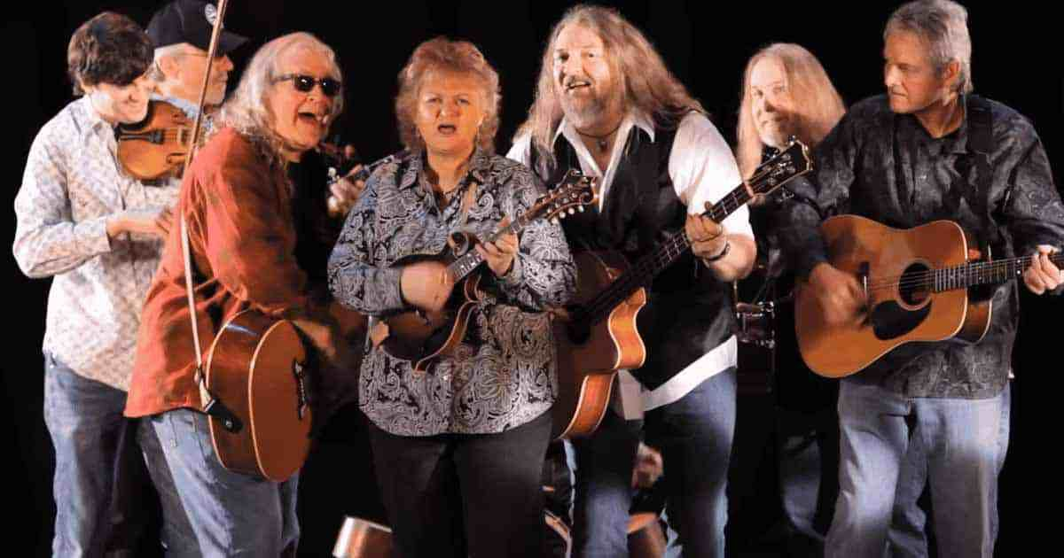 A mixture of traditional bluegrass with classic country