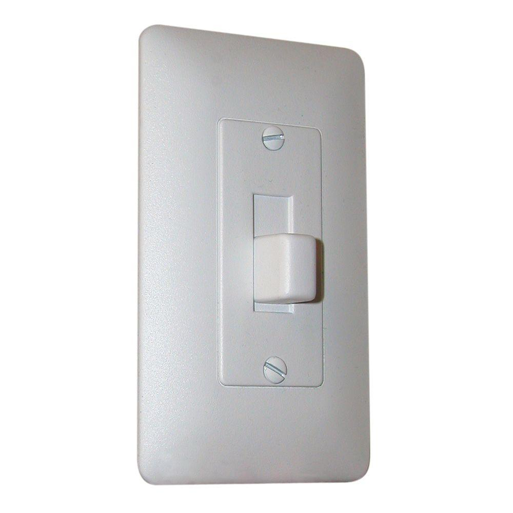 Taymac White 1 Gang Toggle Wall Plate 1 Pack 5070w Plates On Wall White Texture Switch Plate Covers