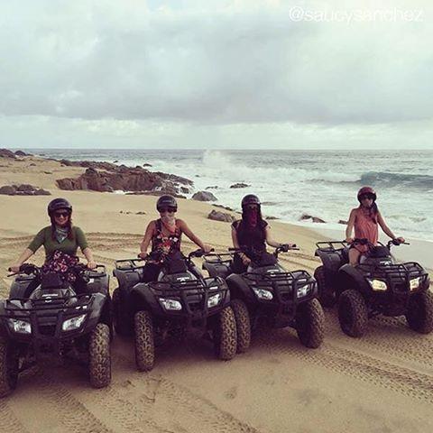 Go Offroading In Cabo With Our Atv Tour Atving Atv Atv