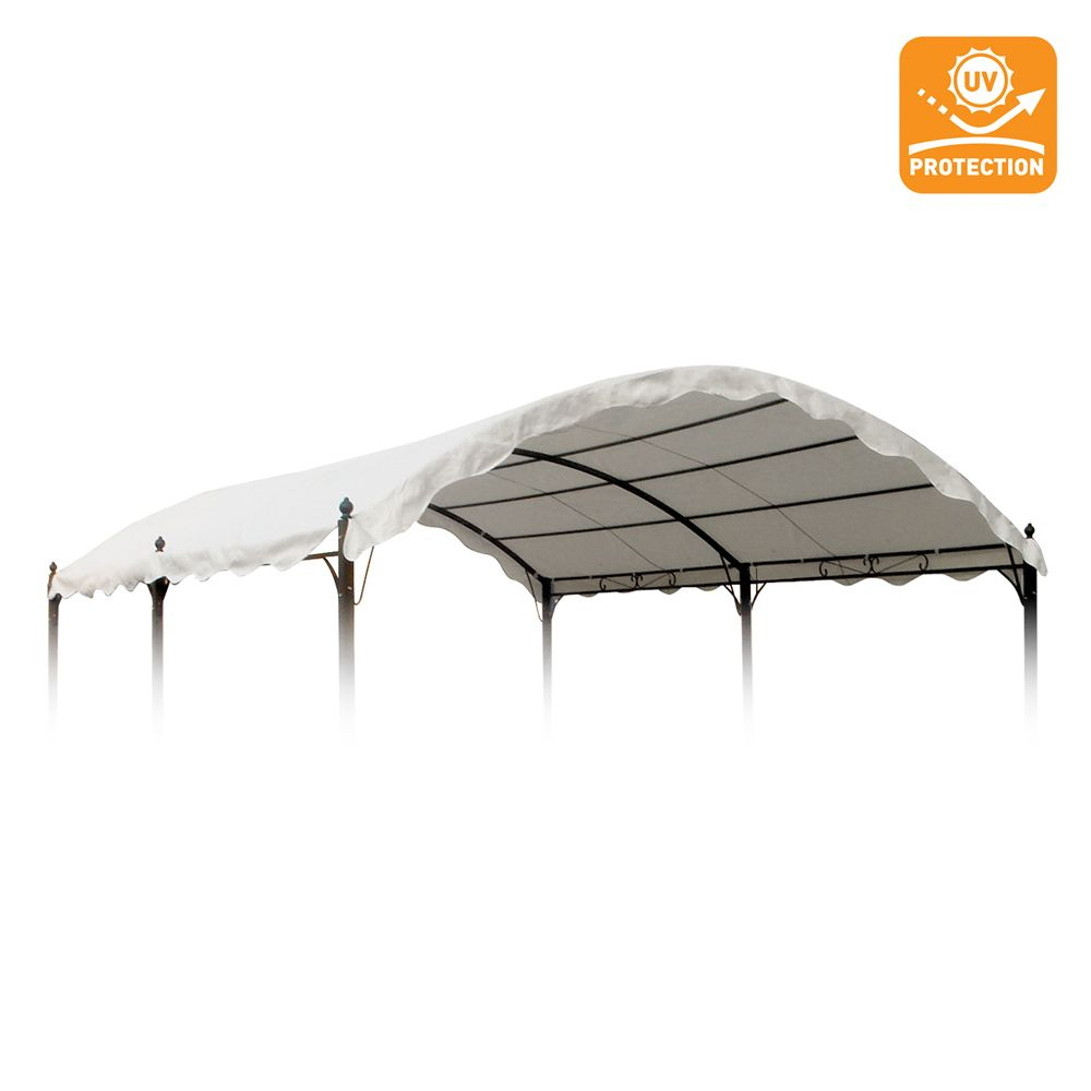 Replacement Canopy 3x4m With Uv Protection For Our Onda Garden