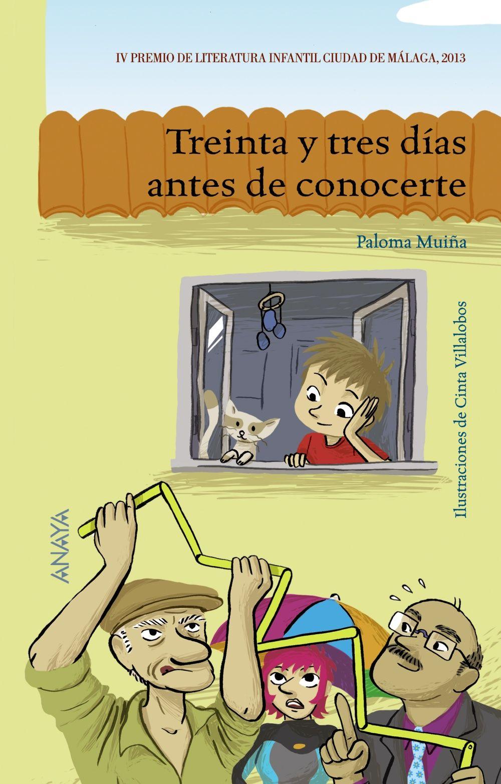 TREINTA Y TRES DÍAS ANTES DE CONOCERTE