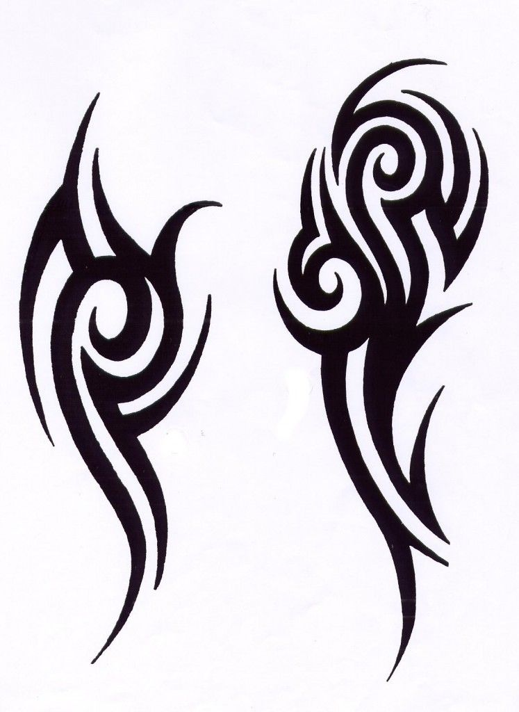 tribal tattoo design Tribal Tattoo Designs and Meanings ...
