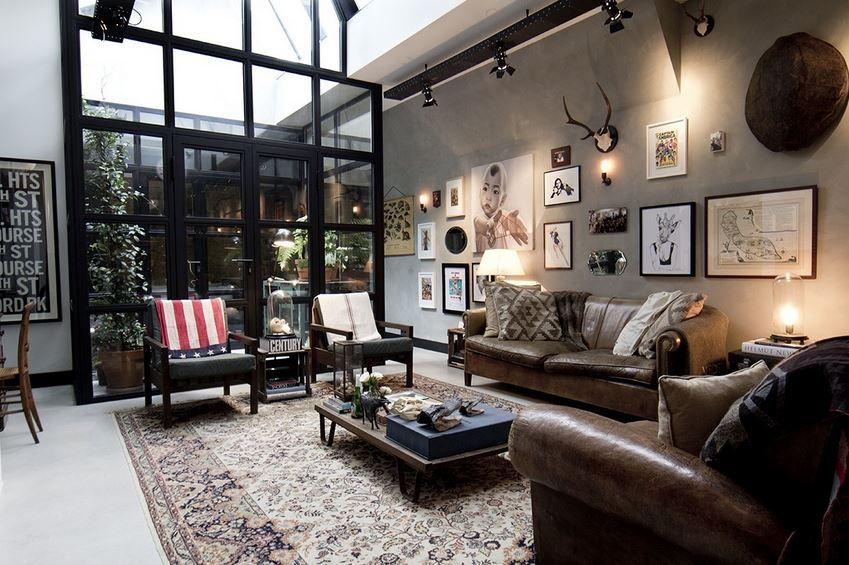Wonderful Garage Loft Amsterdam   Alles Was Du Brauchst Um Dein Haus In Ein Zuhause  Zu Verwandeln