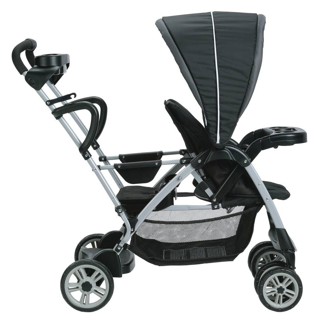 Graco RoomFor2™ Classic Connect™ & Click Connect™ Stroller