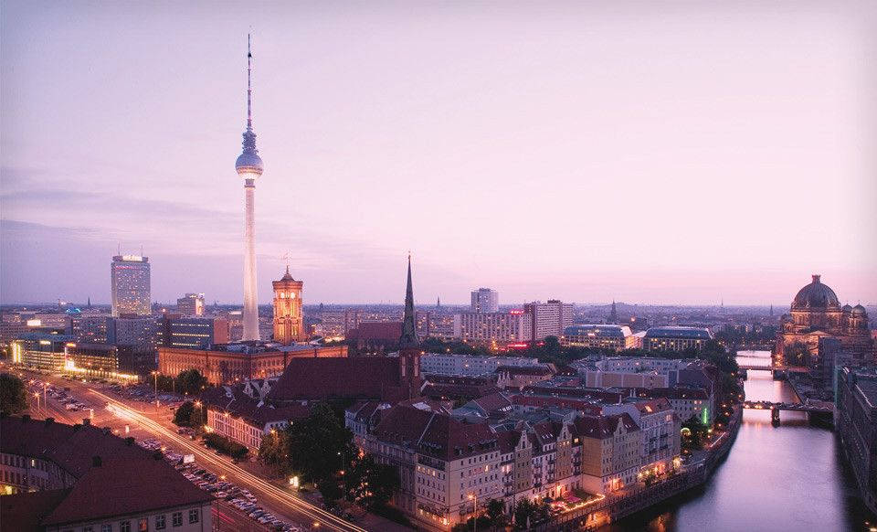 Five Day Three Night Stay At The Leonardo Royal Hotel Alexanderplatz In Berlin And Sightseeing Tours Optional Flight Available Stay The Night Cultural Architecture Royal Hotel