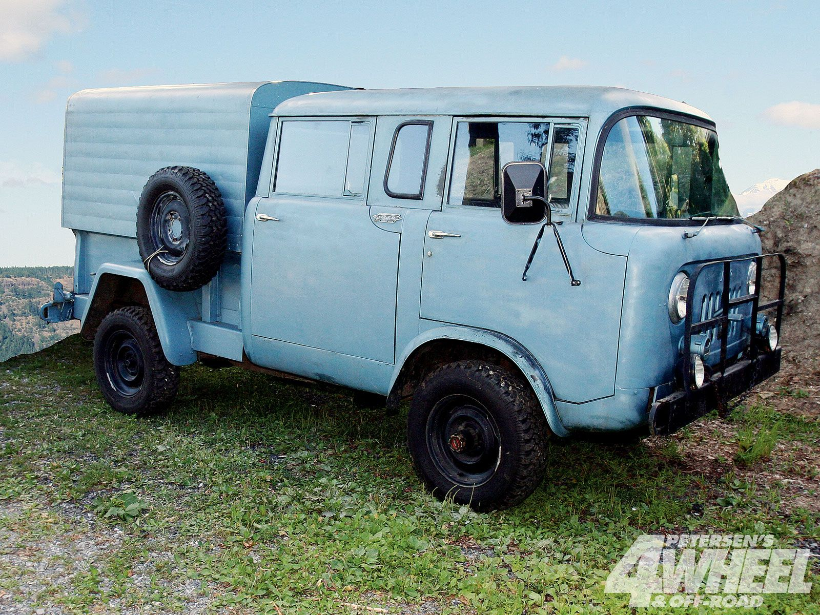 Willys FC 170 Willys Jeep FC 170 s