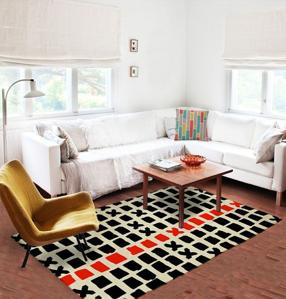 Do you want to decorate your floor with cool designs at affordable prices? In TheGretest we offer you our soft plush rug with a white non skid rubber