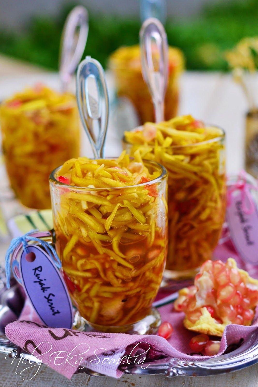 Rujak Serut Makanan Dan Minuman Resep Masakan Indonesia Resep Makanan Pembuka