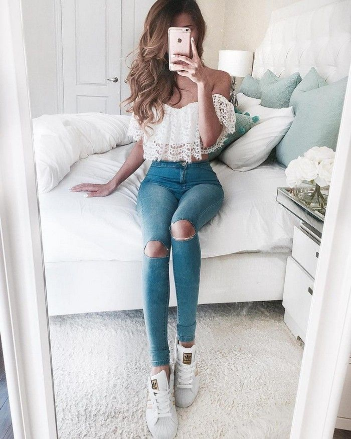 me encantan estos outfits tumblr para 2019  ropa tumblr