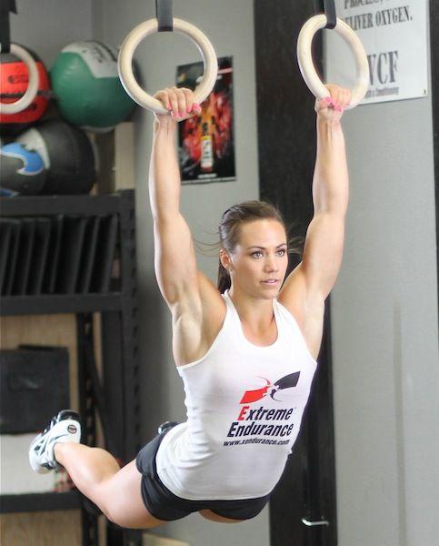 Interview: Camille Leblanc-Bazinet -- Future CrossFit