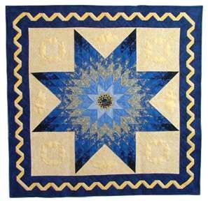 lone star is one of the most beautiful traditional quilting patterns ...