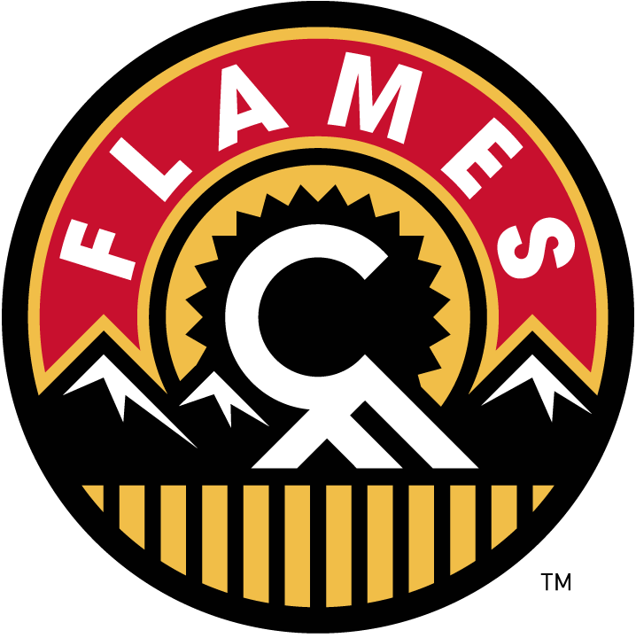 Image result for calgary flames alternate logo