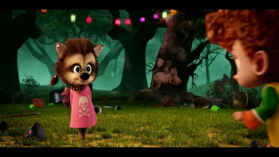 Hotel Transylvania 2 Winnie And Dennis