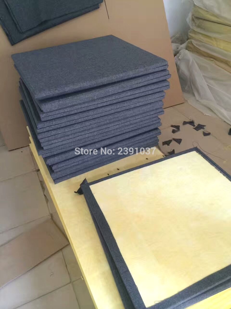 Linen Acoustic Panel Panel Sound Absorption Panels For
