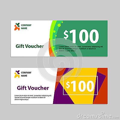 Gift Voucher Card Template Design - Download From Over 53 Million - design gift vouchers free