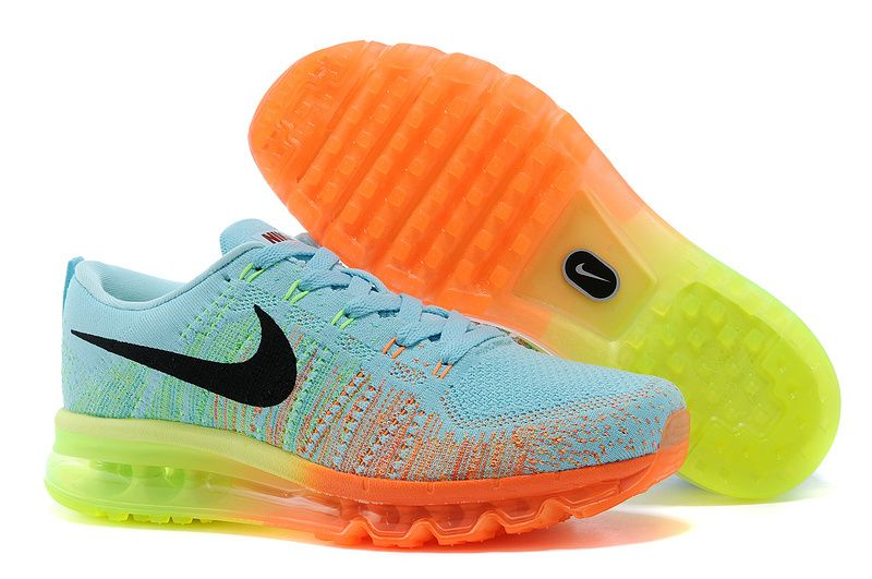 womens nike air max 2014 grey yellow
