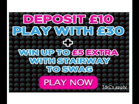 Bingo Loft Game Review New Players Deposit 10 And Play With 30 Free Bonus 20 200 Welcome Ands The Stairway To Swag