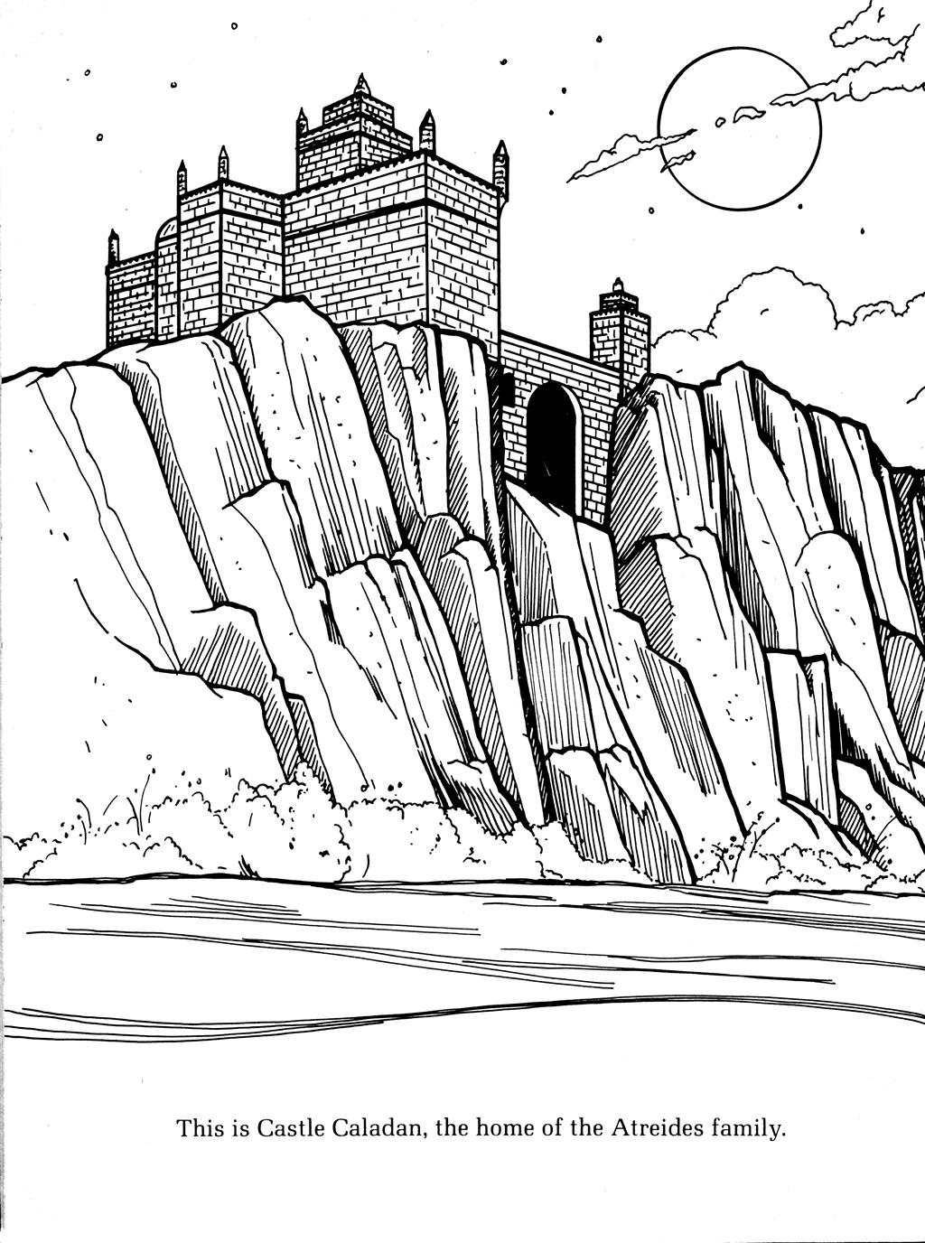 Dune Coloring Book」おしゃれまとめの人気アイデア|Pinterest ...