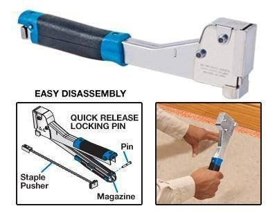 Best Heavy Duty Hammer Tacker Heavy Duty Heavy Stair 400 x 300