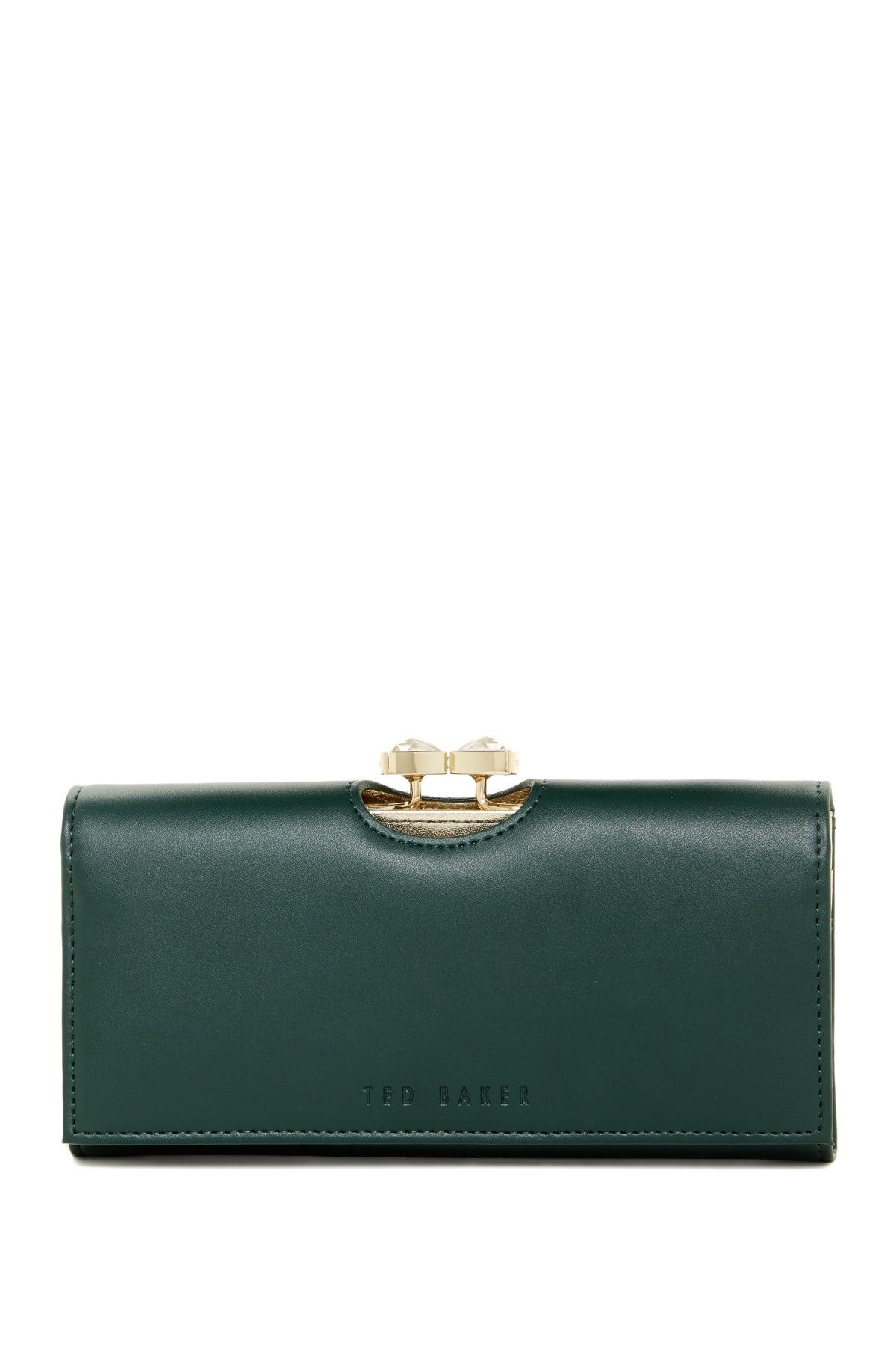 Caleena Leather Wallet by Ted Baker London on @HauteLook