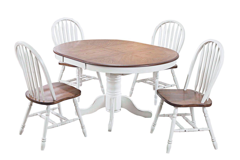 ardmore 5 piece dining set extending claire anthony s house rh pinterest de