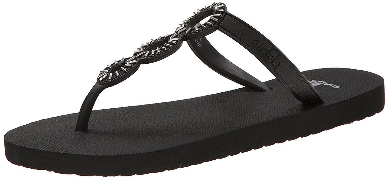 1d89c333b4ed Sanuk Women s Ellipsis Flip Flop   Quickly view this special product ...