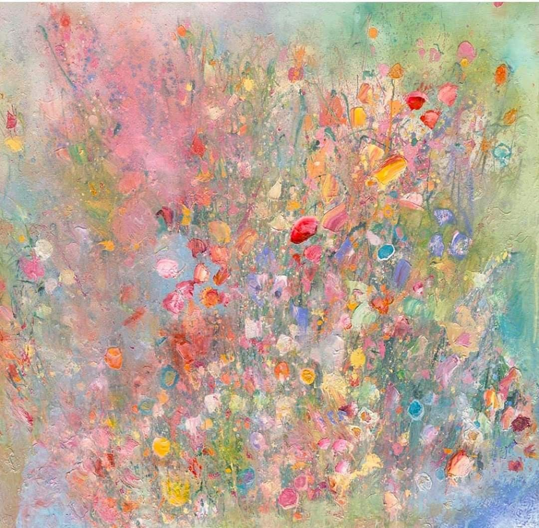Pin by Jo Lewis Art on Yvonne Coomber Paintings in 2020
