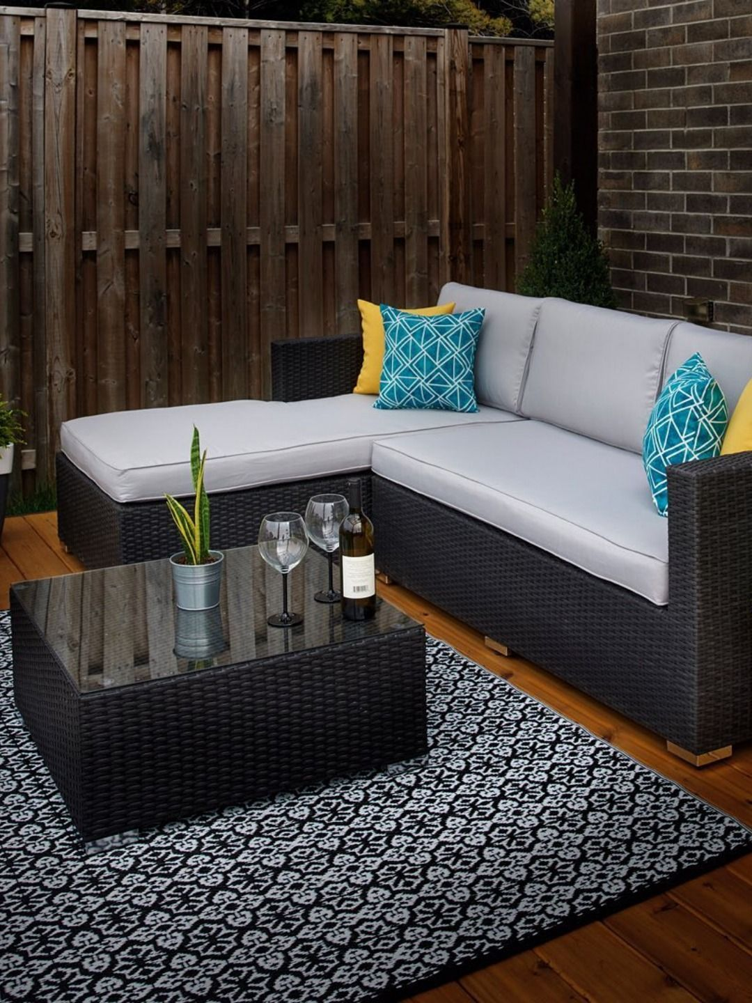 Outdoor Furniture Clearance Clearance Outdoor Furniture Outdoor Sectional Sofa Garden Sofa Set