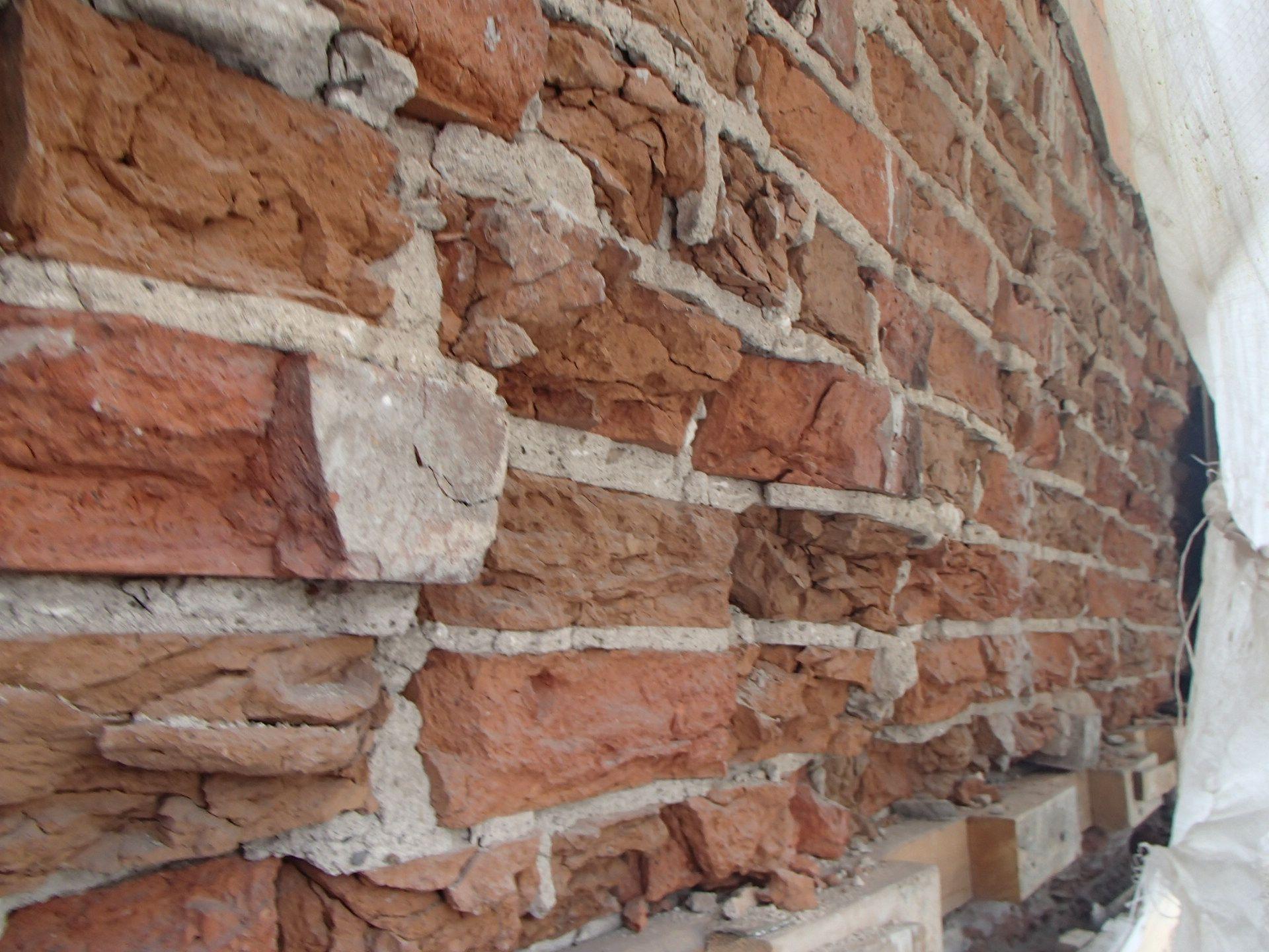 Experts En Bâtiment   Onesta Bâtiment Conseil. Mur Porteur En Brique ... Images