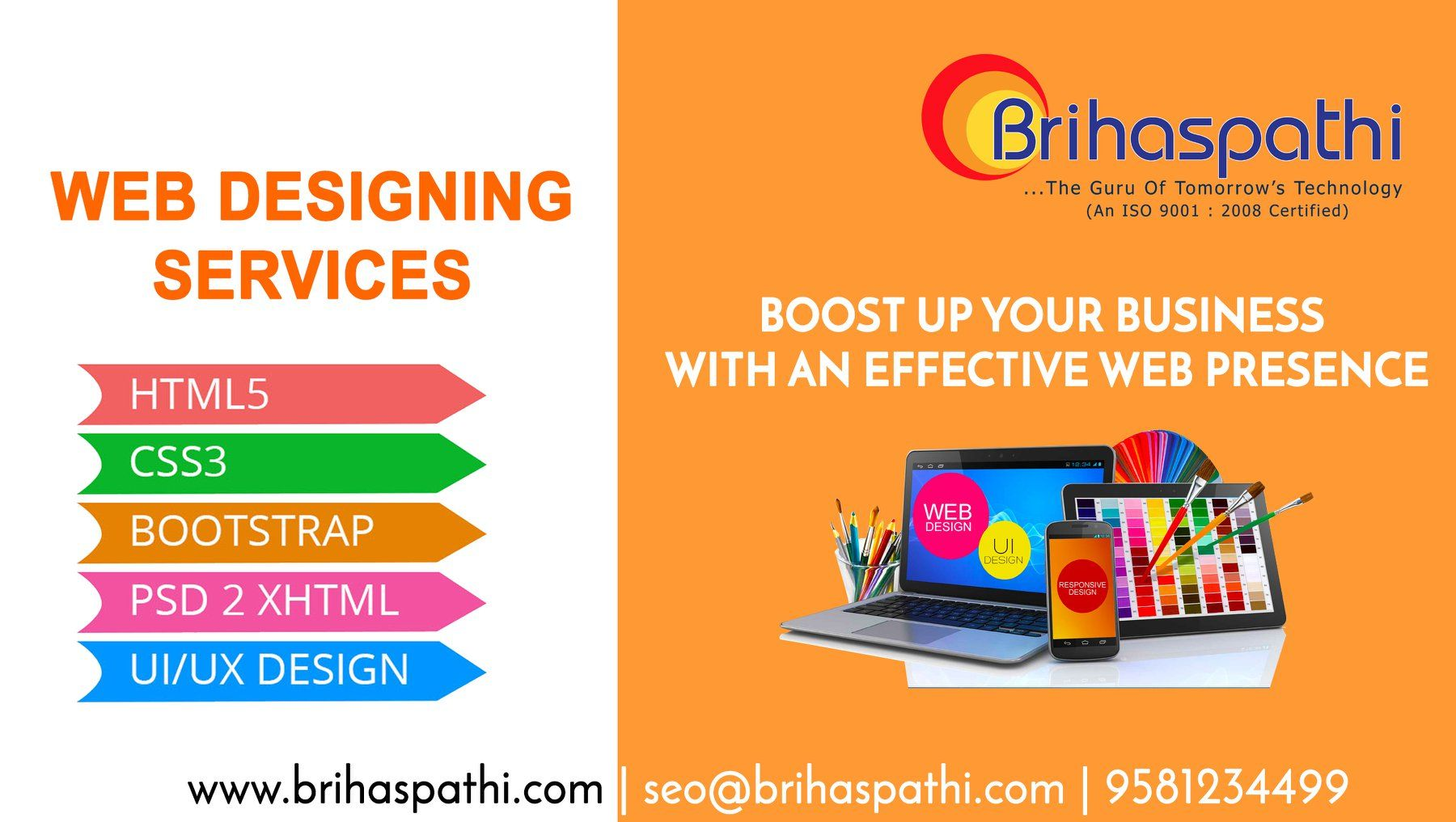 Brihaspathi Is One Of The Best Experienced Web Designing And Web Development Company I Software Development Web Development Software Web Development Company