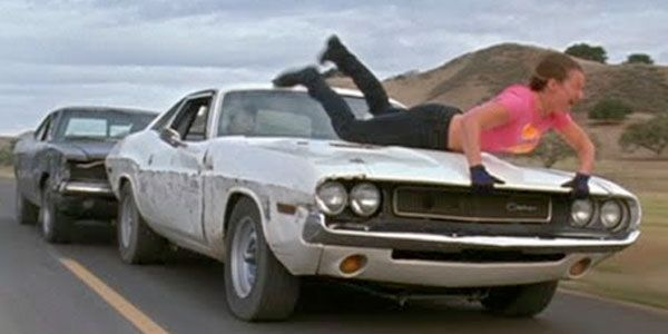 10 Best Hollywood Movie Car Chases! Vanishing Point (?) | Vehicles