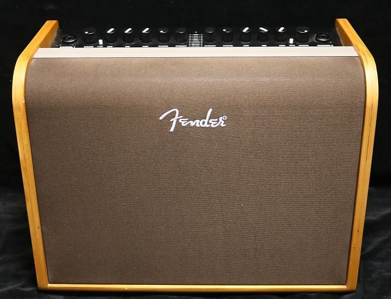 Fender Acoustic 100 Electric Guitar Combination Amplifier Fender Amp Amplifier For Acoust Fender Acoustic Fender Acoustic Electric Guitar Electric Guitar
