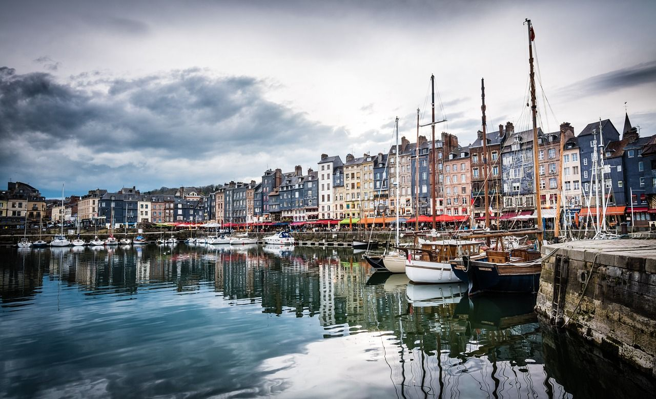 5 Most Beautiful Villages In Normandy France Day Trip From Paris Beautiful Villages Normandy France
