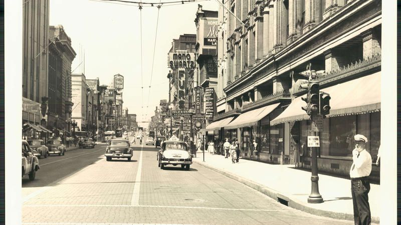 Baltimore's retro department stores [Pictures] - Baltimore Sun