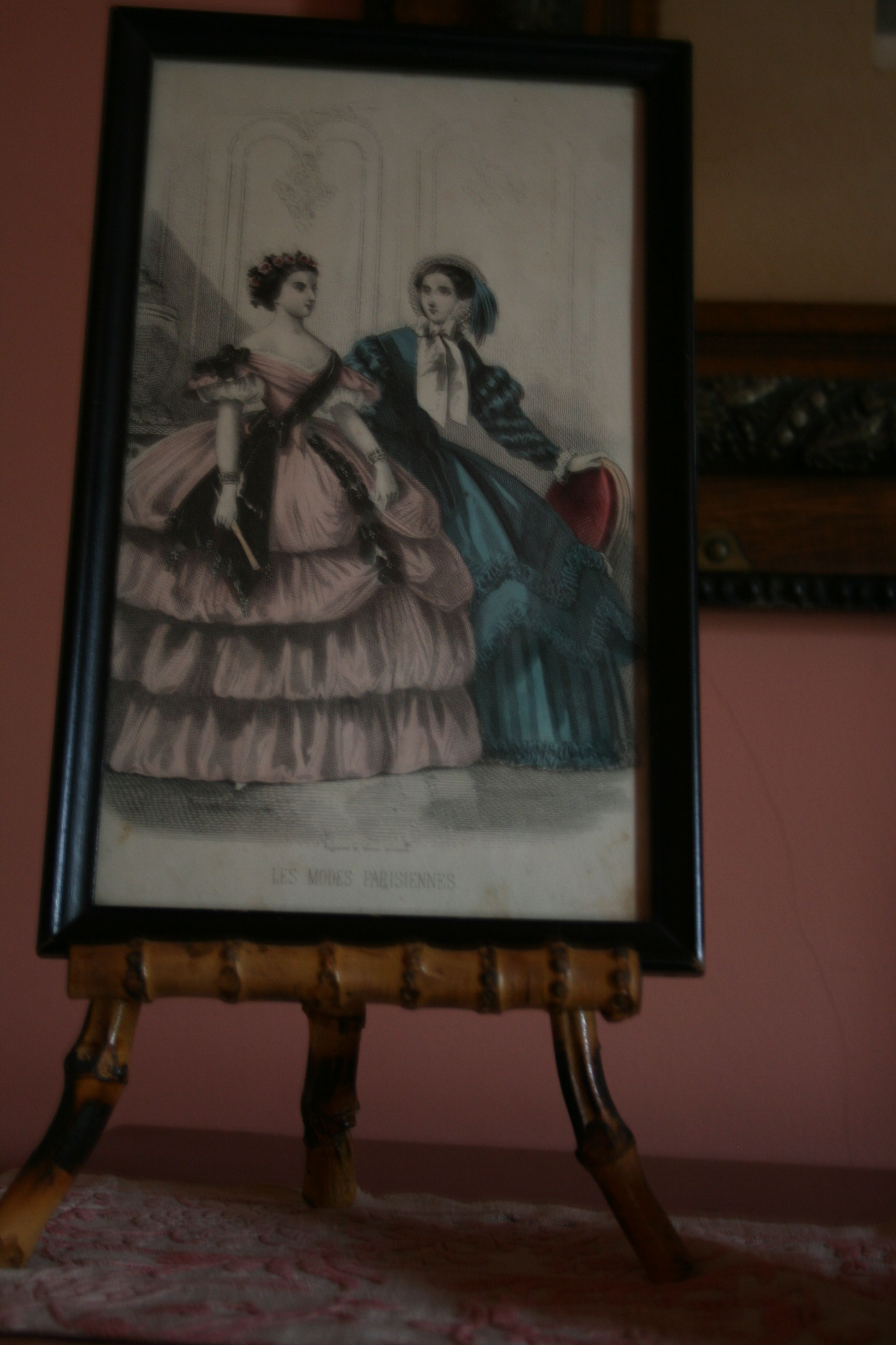 Slifer House Museum Collection - Victorian Dress Patterns