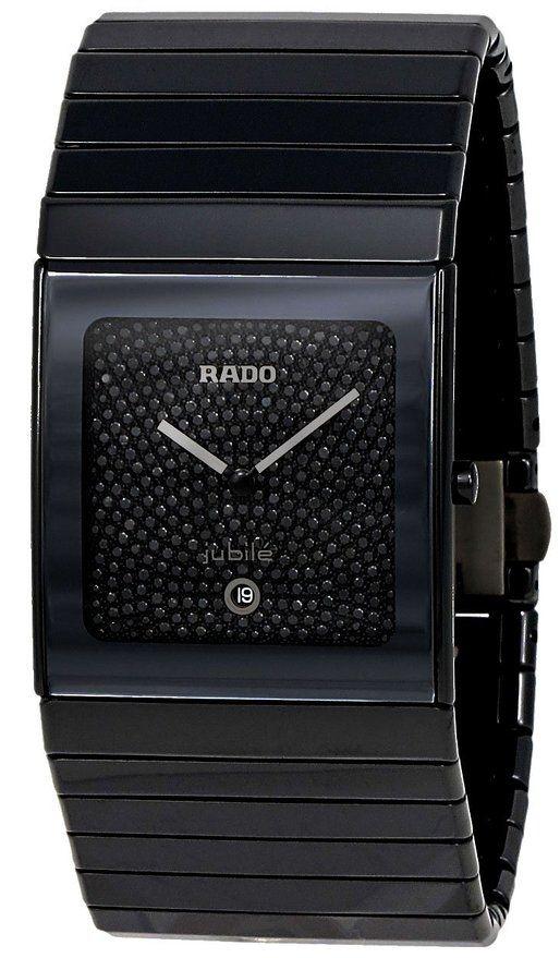 33f7158078a Rado Ceramica XL Jubile Mens Watch R21718702