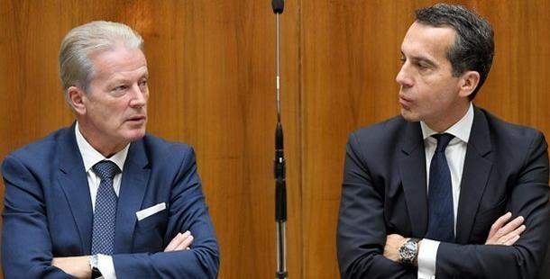 Budget sorgt für erneuten Koalitions-Krach - oe24.at