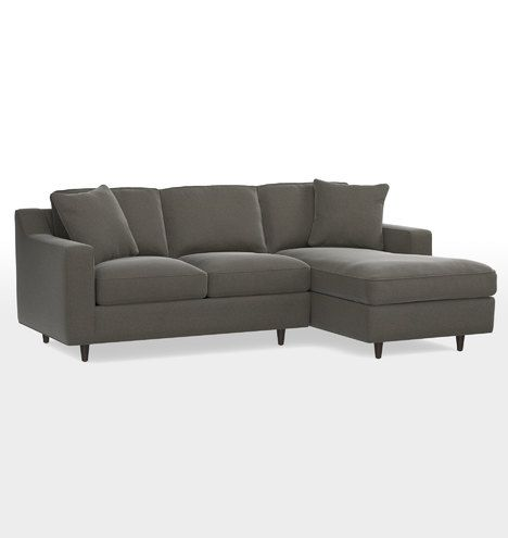 Garrison Small Sectional Sofa