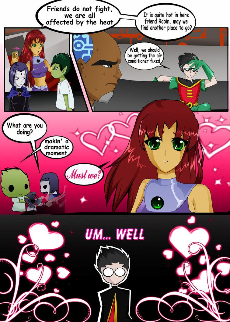 Till Death Page 3 By Ceshira, Teen Titans, Robin And -9466