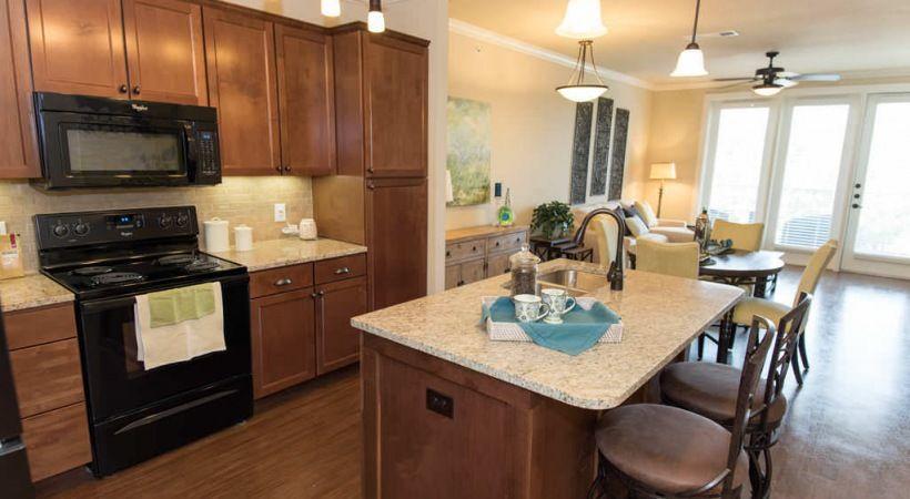 Kitchen Cabinets   San antonio apartments, Apartment ...